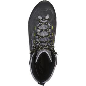 Scarpa ZG Lite GTX Schoenen Heren, dark gray/spring